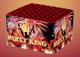 fuochi d'artificio Party King