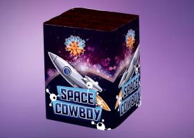 fuochi d'artificio Space Cowboy